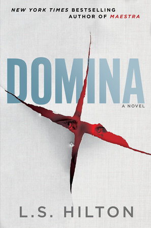 The cover of the book Domina
