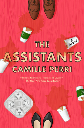 The cover of the book The Assistants