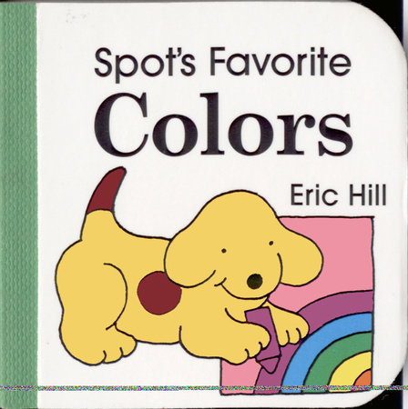 My Very Own Spot Book by Eric Hill