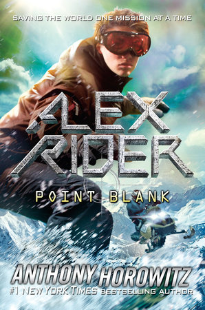 Point Blank by Anthony Horowitz