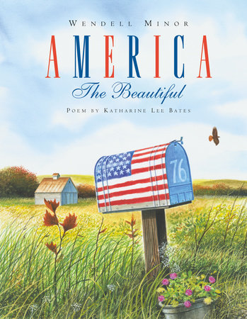 America the Beautiful by Katharine Bates