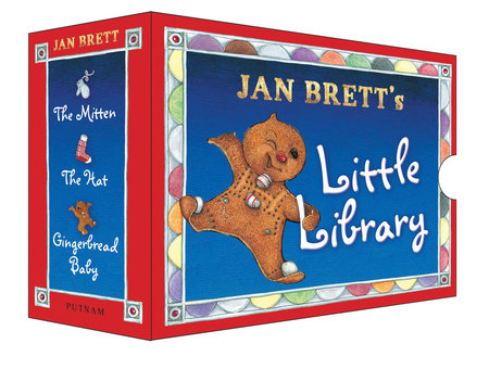 Jan Brett's Little Library by Jan Brett