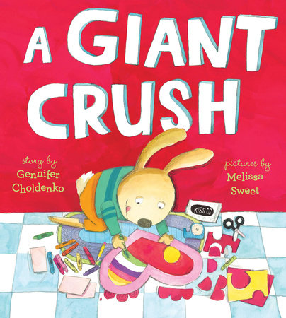 A Giant Crush by Gennifer Choldenko