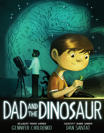 Dad and the Dinosaur by Gennifer Choldenko