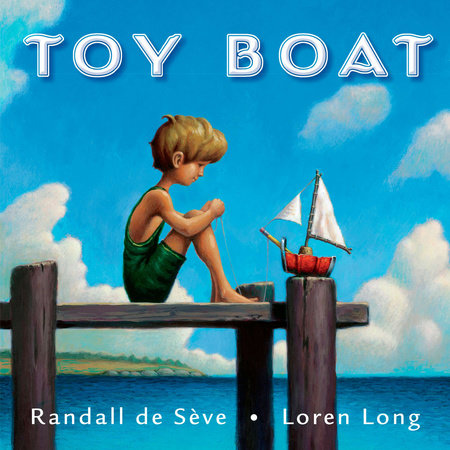 The Toy Boat by Randall de Sève