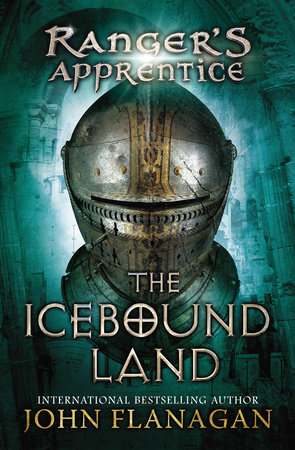 The Icebound Land by John A. Flanagan