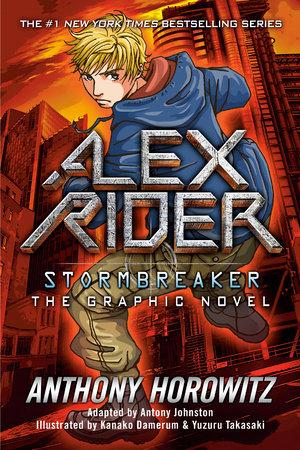 Stormbreaker: the Graphic Novel by Anthony Horowitz