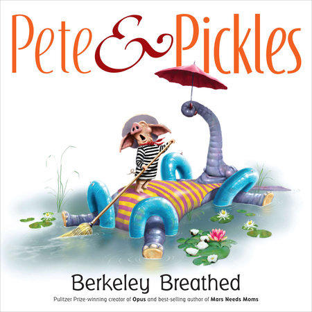 Pete & Pickles by Berkeley Breathed