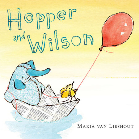 Hopper and Wilson by Maria van Lieshout