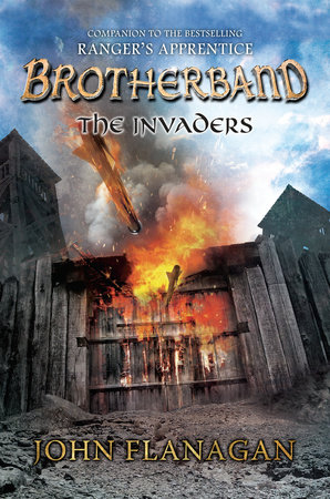 The Invaders by John A. Flanagan