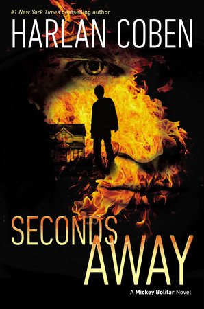 Seconds Away (Book Two) by Harlan Coben