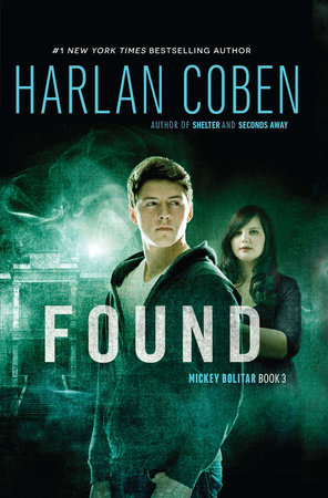 Found by Harlan Coben