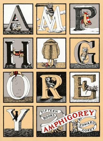 Amphigorey by Edward Gorey