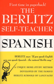 The Berlitz Self-Teacher -- Spanish