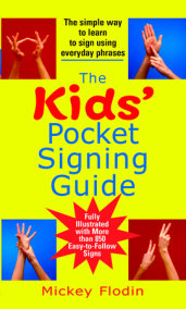 The Kids' Pocket Signing Guide
