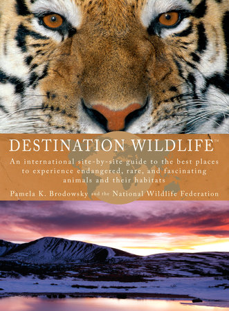 Destination Wildlife by Pamela K. Brodowsky and National Wildlife Federation