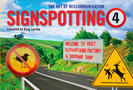 Signspotting 4 by Doug Lansky