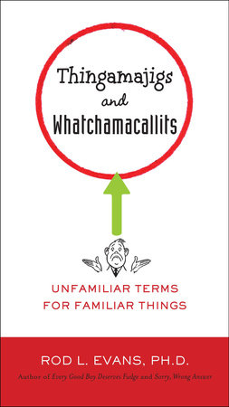 Thingamajigs and Whatchamacallits