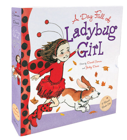 A Day Full of Ladybug Girl by Jacky Davis; Illustrated by David Soman
