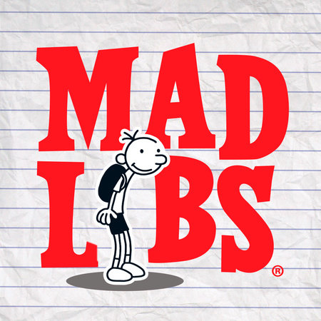 Diary of a Wimpy Kid Mad Libs by Price Stern Sloan
