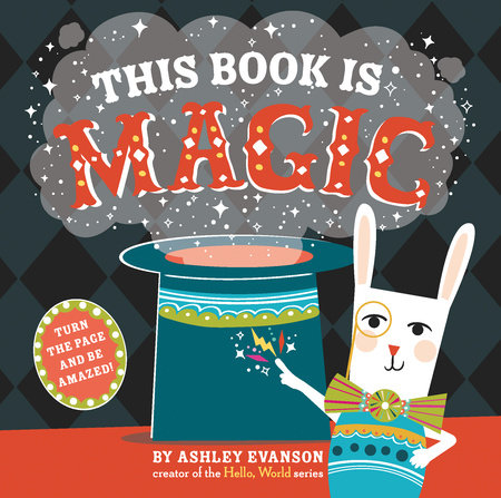 This Book Is Magic by Ashley Evanson