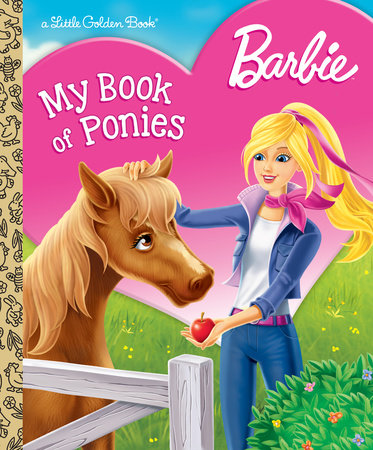 Barbie: My Book of Ponies (Barbie)