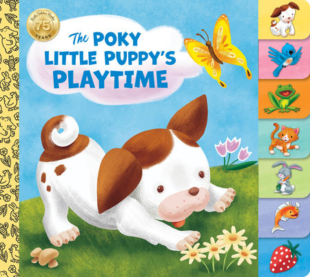 The Poky Little Puppy's Playtime by Golden Books