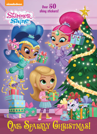 One Sparkly Christmas! (Shimmer and Shine) by Golden Books