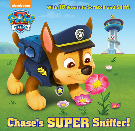 Chase's Super Sniffer! (PAW Patrol)