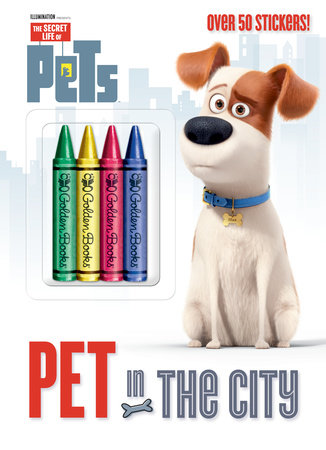 Pet in the City (Secret Life of Pets)