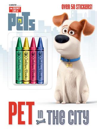 Pet in the City (Secret Life of Pets)