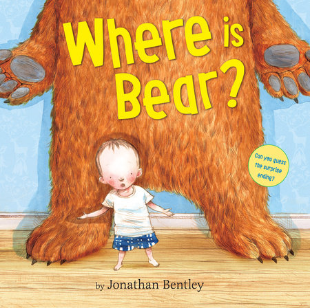 Where is Bear? by Jonathan Bentley