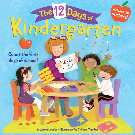 The 12 Days of Kindergarten by Jenna Lettice