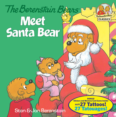 The Berenstain Bears Meet Santa Bear (Deluxe Edition)