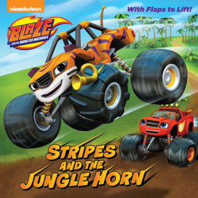 Stripes and the Jungle Horn (Blaze and the Monster Machines)