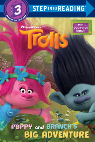 Poppy and Branch's Big Adventure (DreamWorks Trolls)