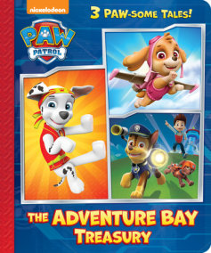 The Adventure Bay Treasury (PAW Patrol)