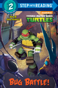 Bug Battle! (Teenage Mutant Ninja Turtles)
