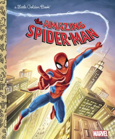 The Amazing Spider-Man (Marvel: Spider-Man) by Frank Berrios
