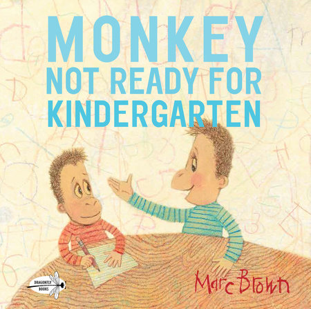 Monkey: Not Ready for Kindergarten