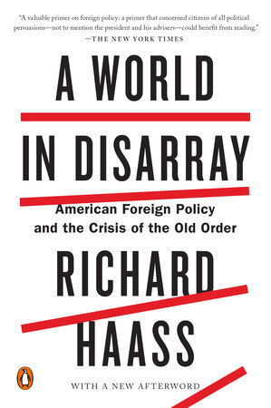 The cover of the book A World in Disarray