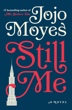 The cover of the book Still Me