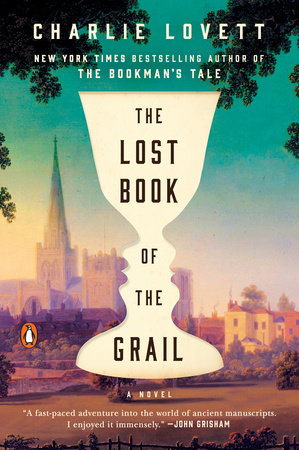 The cover of the book The Lost Book of the Grail