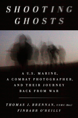 The cover of the book Shooting Ghosts