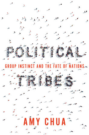 The cover of the book Political Tribes