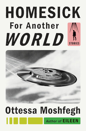 The cover of the book Homesick for Another World