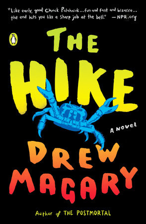 The cover of the book The Hike