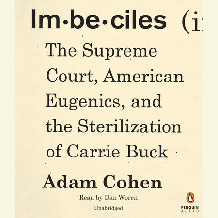 Imbeciles by Adam Cohen