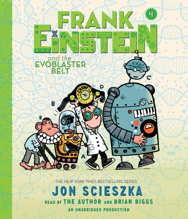 Frank Einstein and the EvoBlaster Belt