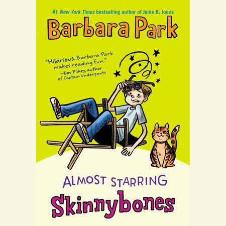 ALMOST STARRG SKINNYBN by Barbara Park